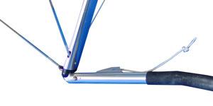 Стойки Aerofoil с круглым спидбаром