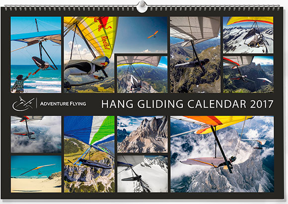 Adventure Flying Calendar
