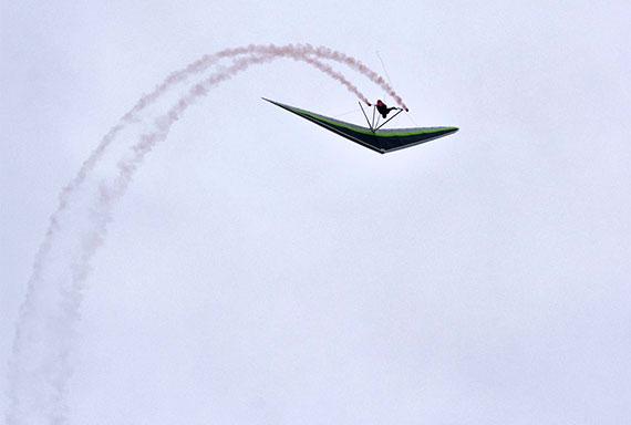 DHV Hang gliding meeting