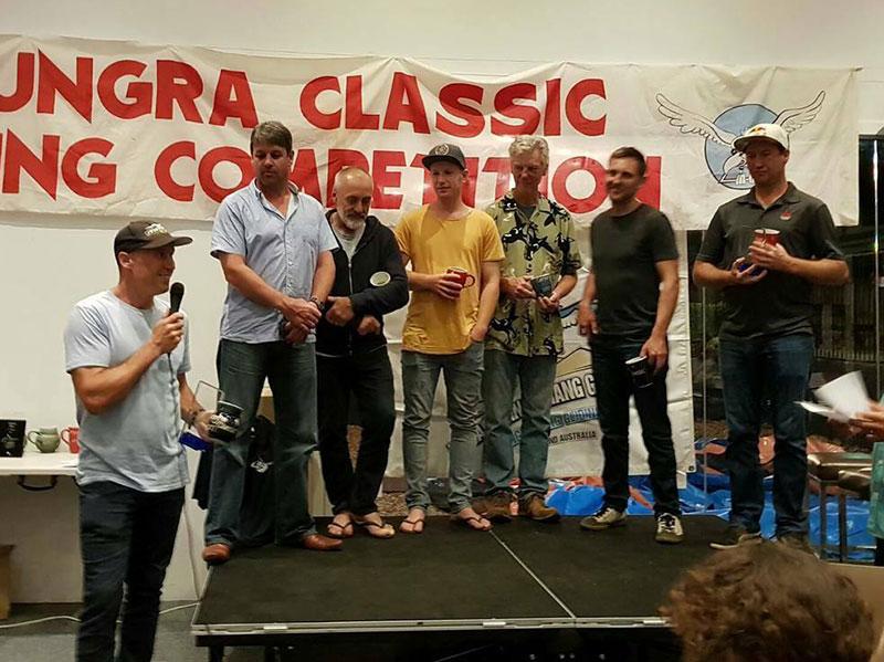 Rohan wins Canungra